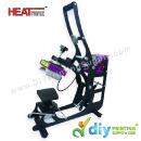 Digital Heat Press Machines > HEATranz PRO+ > Digital Cap Heat Press (Europe) (HEATranz PRO) (Semi-Auto with Magnetic) [LED Controller]