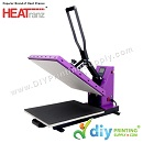 Digital Heat Press Machines > HEATranz PRO > Digital Flat Heat Press (Europe) (HEATranz PRO) (50 x 40cm) [A3] [LED Controller with Extra Heat Protection]