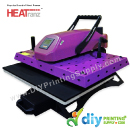 Digital Heat Press Machines > HEATranz PRO+ > Digital Flat Heat Press (Europe) (HEATranz PRO+) (58 x 38cm) (Swing Away with Draw-Out) [A3] [LCD Controller with Extra Heat Protection]