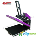 Digital Heat Press Machines > HEATranz PRO+ > Digital Flat Heat Press (Europe) (HEATranz PRO+) (50 x 40cm) (Semi-Auto with Magnetic) [A3] [LED Controller with Extra Heat Protection]