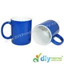 Sublimation Mugs & Plates > Magic Mugs > Magic Mug (Blue) (11oz) with Box
