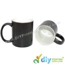 Sublimation Mugs & Plates > Magic Mugs > Magic Mug (Black) (Semi-Gloss) with Box