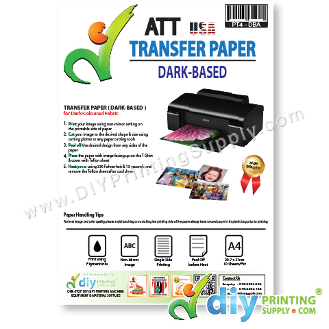ATT Transfer Paper - Light Based