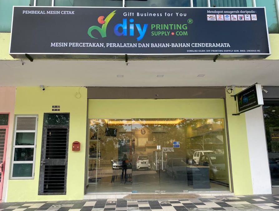 DIYPrintingSupply - Cawangan Johor