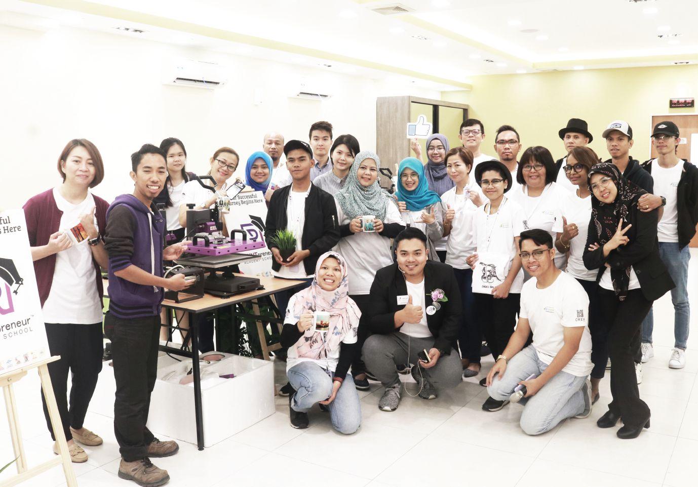 DIY PRINTpreneur Academy School