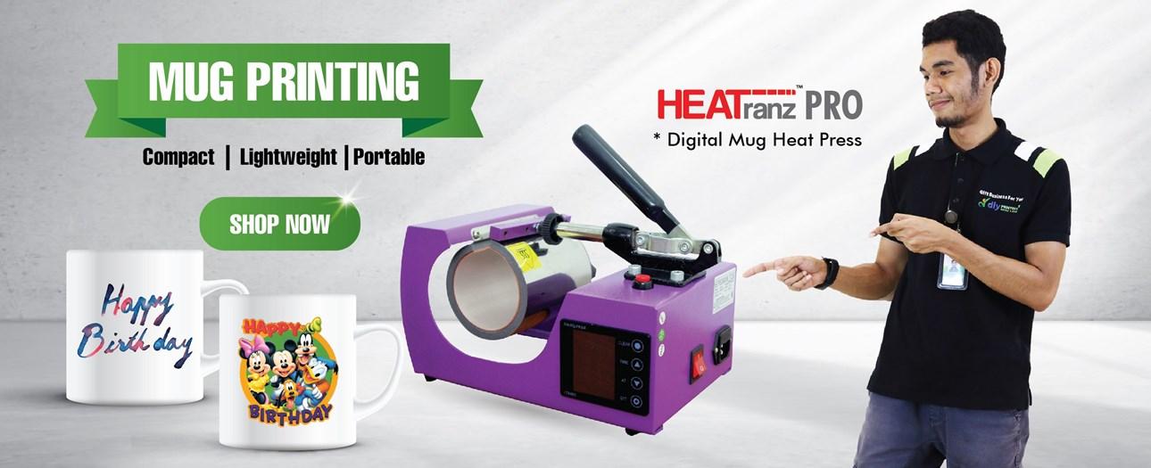 Mug Printing Business Package