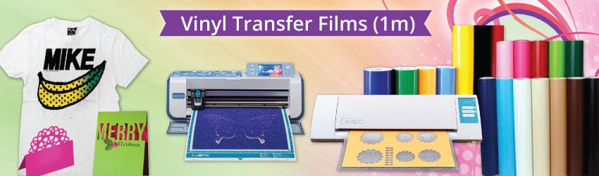 Vinyl Transfer Films