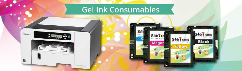 gel ink consumables