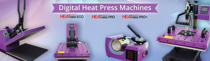 heat press machine, digital heat press