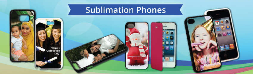 Sublimation Phones