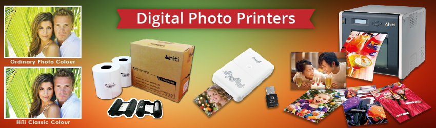 Digital Photo Printers