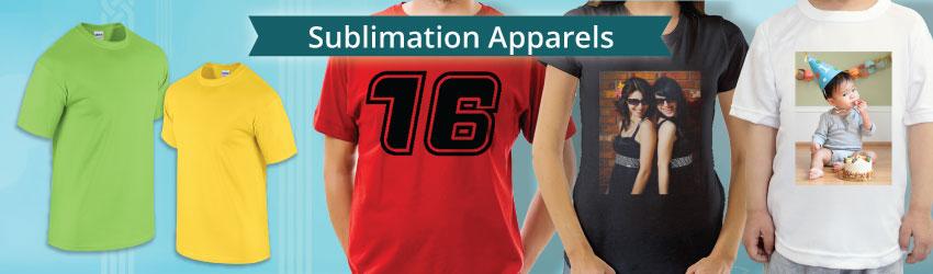 Sublimation Apparels