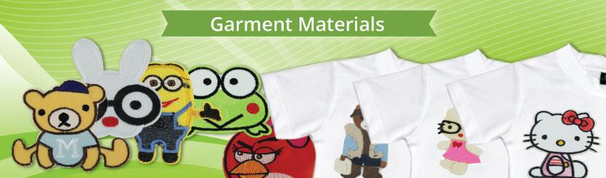 Garment Materials