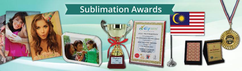 Sublimation Awards