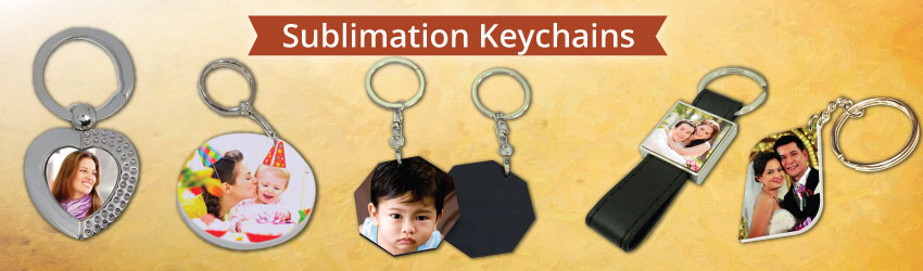 Sublimation Keychains | by Malaysia Supplier