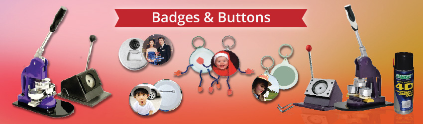 Button Badge Maker, Button Badge Machine