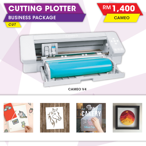Cutting Plotter Business Package