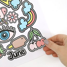 Sticker Printing Business Package