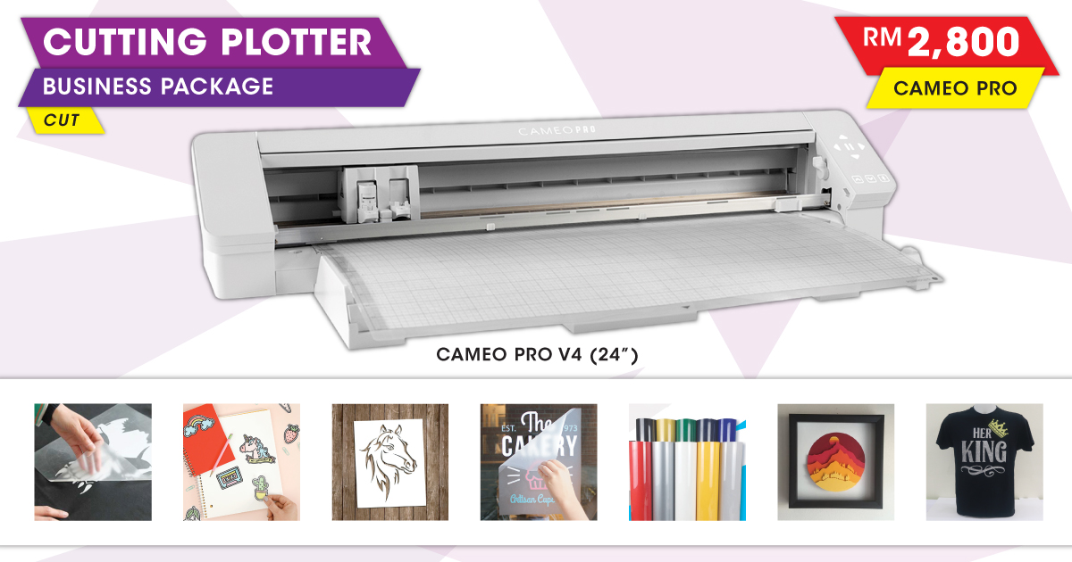 Cutting Plotter Pro Business Package