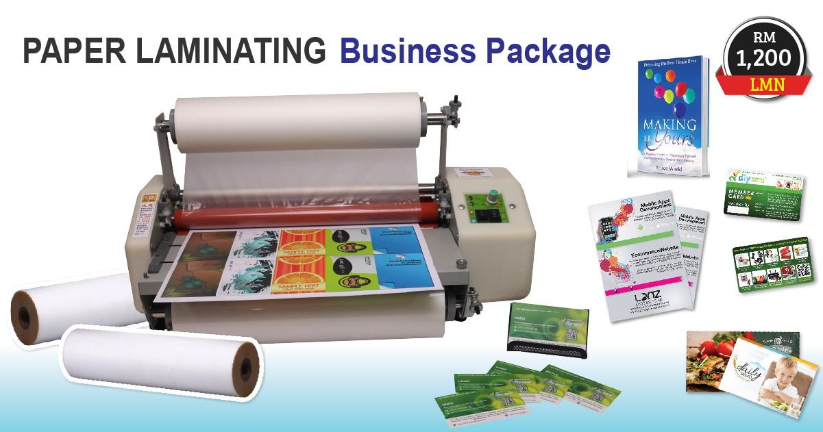 Paper Laminator Lamination Machine Price Malaysia