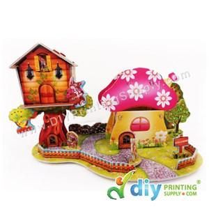 3D Puzzle (Forest)