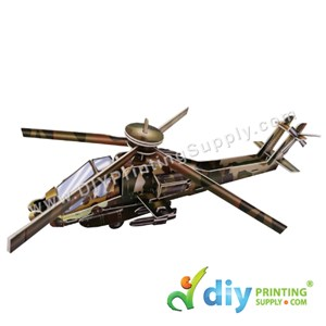 3D Puzzle (Helicopter)