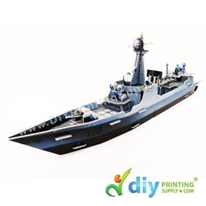 3D Puzzle (Ship)