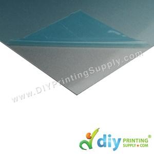 Aluminium Board (Sparkling) (Silver) (A4)
