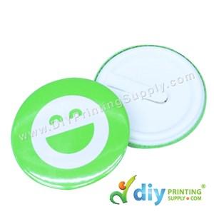 Button Badge Clip (58mm) (50 ± Pcs/Pkt)