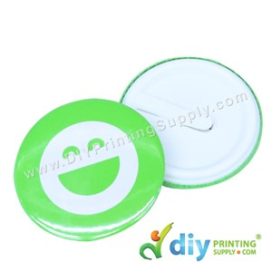 Button Badge Clip (58mm) (50 ± Pcs/Pkt)