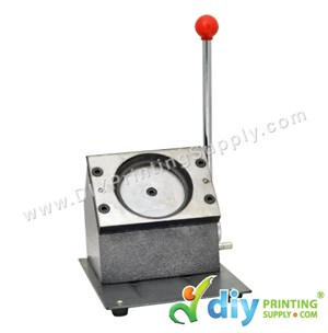 Button Badge Die Cutter (75mm) [Diameter = 87mm]