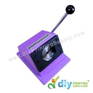 Button Badge Die Cutter [Heavy Duty] (58mm) [Diameter = 70mm]