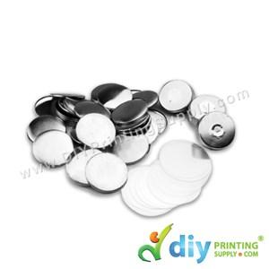 Button Badge Fridge Magnet With Mylar (58mm) (50 ± Pcs/Pkt)