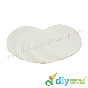 Button Badge Mylar (58mm) (100 ± Pcs/Pkt)