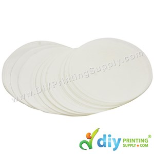Button Badge Mylar (75mm) (100 ± Pcs/Pkt)