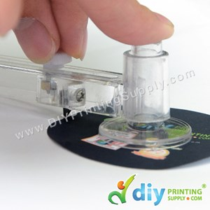 Button Badge Round Cutter [Small] (Plastic) [Diameter: 35-170mm]