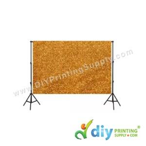 Backdrop (Glitter Gold) (300 X 300cm)