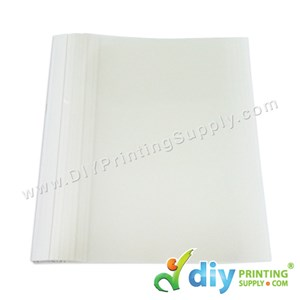 Thermal Binding Folder (12mm) (Up to 110 Pages) (10 Pcs/Pkt) [A4]