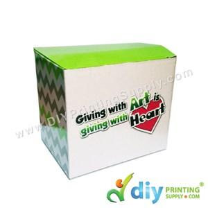 Mug Box (Printing) (11Oz or 12Oz) (110 X 100 X 85mm) (5Pcs/Pkt)