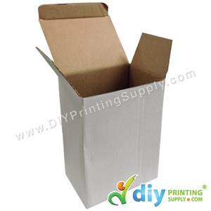 Mug Box (White) (17oz) (120 X 90 X 160mm) (5 Pcs/Pkt)