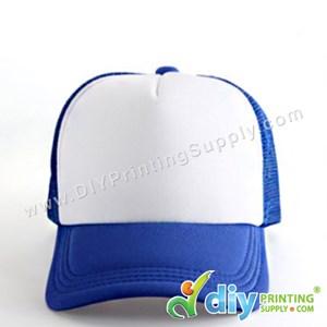 Polyester Cap (Blue)