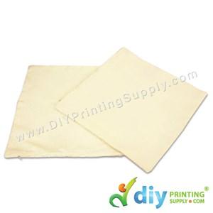Cushion Cover (Square) (Cream) (40 X 40cm)