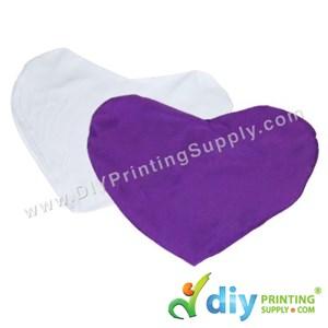 Cushion Cover (Love) (Purple) (30 X 36cm)