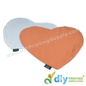 Cushion Cover (Love) (Orange) (30 X 36cm)