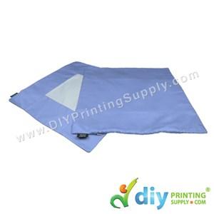 Cushion Cover (Square) (Blue) (40 X 40cm)