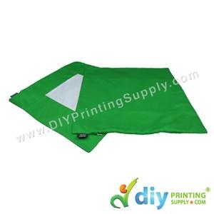 Cushion Cover (Square) (Green) (40 X 40cm)