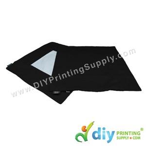 Cushion Cover (Square) (Black) (40 X 40cm)