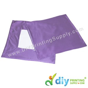 Cushion Cover (Square) (Purple) (40 X 40cm)