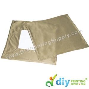 Cushion Cover (Square) (Brown) (40 X 40cm)