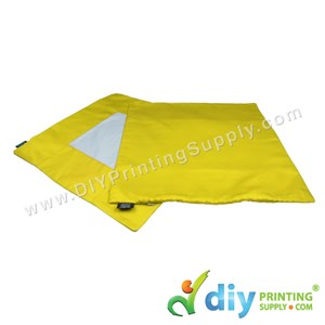 Cushion Cover (Square) (Yellow) (40 X 40cm)